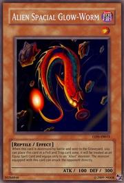 Alien Spatial Glow-Worm