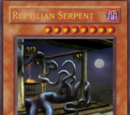 Reptilian Serpent