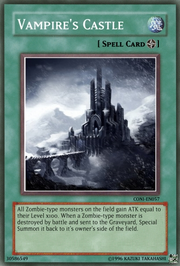 Vampire's Castle