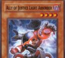 Ally of Justice Light Absorber