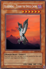 Blackwing Turbo the Speed Crow