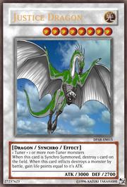 Justice Dragon