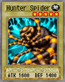 Hunter Spider 2004