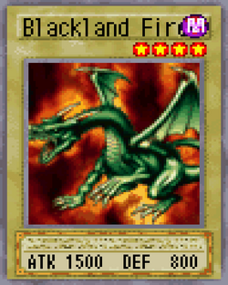 Blackland Fire Dragon 2004