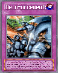 Reinforcements 2004