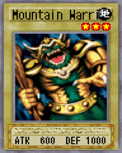 Mountain Warrior 2004