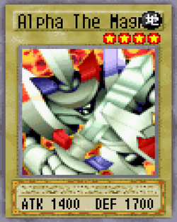 Alpha The Magnet Warrior 2004