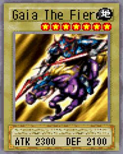 Gaia The Fierce Knight 2004