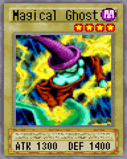 Magical Ghost 2004