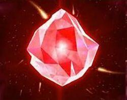 Barian Crystal