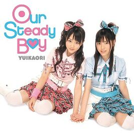 YuiKaori Our Steady Boy cover