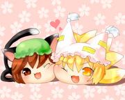 YukkuriChen&Ran