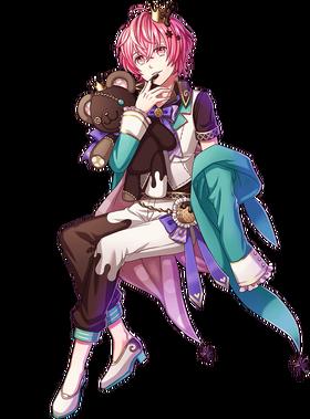 (Sweets Panic) Hinata Moon Route