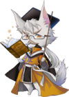 Master Trainer (Cute)
