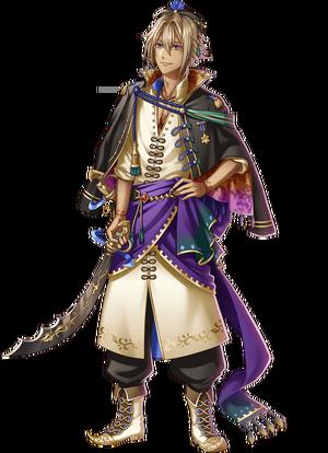 (Emotions of Sword and Shield) Haldine