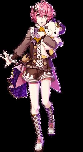 (Sweets Panic) Hinata