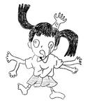 Diary shotengai monoko