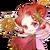 Sun Fairy (Red) t