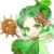 Sun Fairy (Green) t
