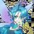 Fairy Lady (Blue) t