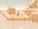 Wooden Polycube Ruins
