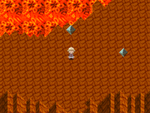 Volcanic subterrain diamond