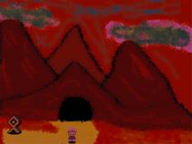 Crimson labyrinth exit