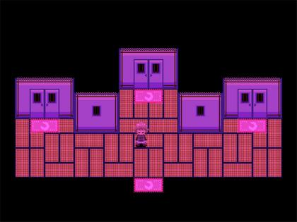 Ghostly inn