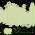 Tan desert map