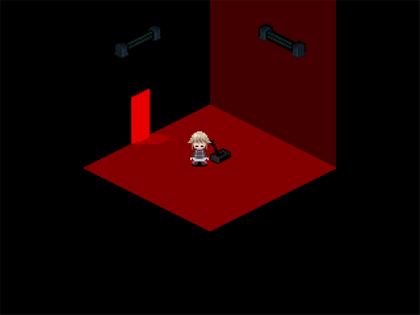 Scarlet corridors lever
