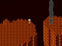 Volcanic subterrain big head