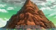 Ganache Mountain