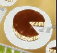 Chocolate Marble Cheese Cake