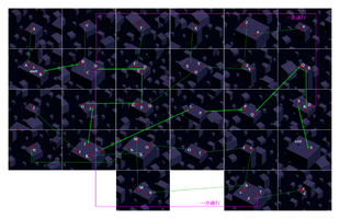 Cubes-map