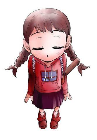 File:Madotsuki in the Manga.jpg