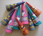 Japanese Party Poppers