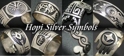 Hopi Silver Symbols