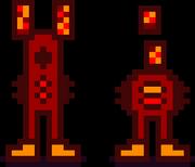 The teleport maze(aliens)