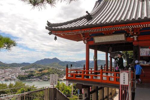 Japan senkoji temple