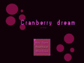Cranberrydreamtitlescreen
