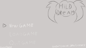 MildDreamTitleScreen