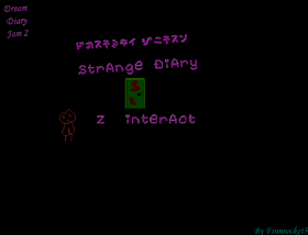 StrangeDiaryDDJ2Title