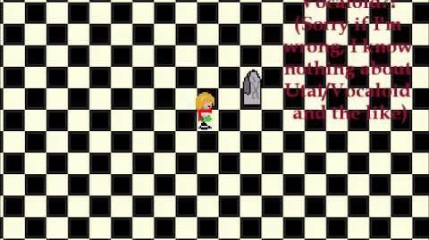 Yume Nikki fangames- ONE-Way v.0