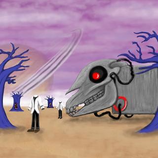 The Murmuring Trees
