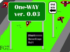 One-WAYtitlescreen