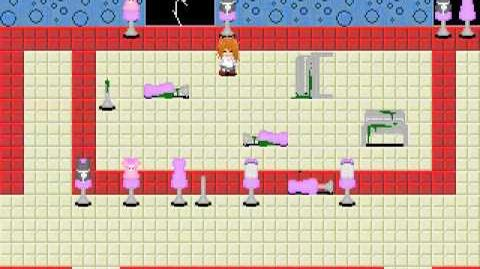 Lonely - Yume Nikki Fangame