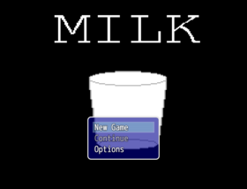 MILKTitleScreen