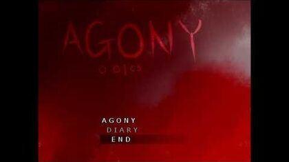 Yume Nikki Fangame playthrough - Agony ver0