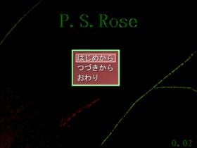 PSRose003title