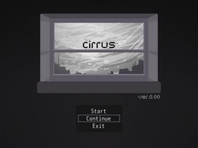 Cirrustitlescreen